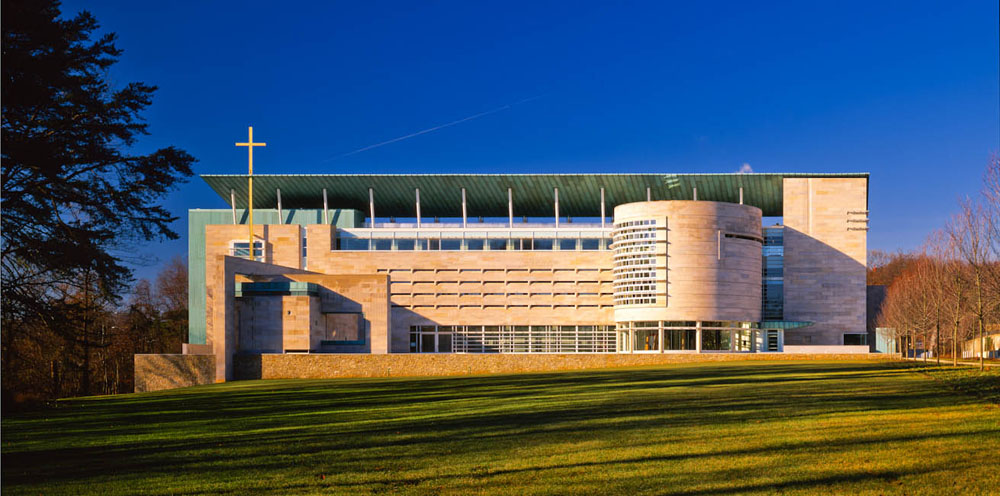 Pope John Paul II Cultural Center, Washington, DC - designed by Leo A Daly