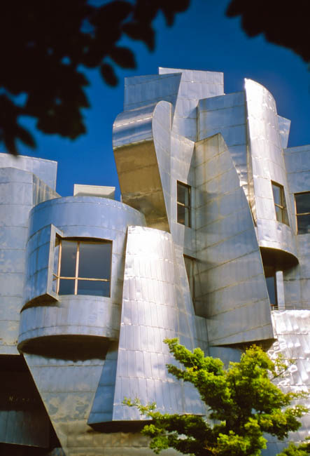 Weisman Art Museum, Minneapolis, MN - designed by Gehry Partners