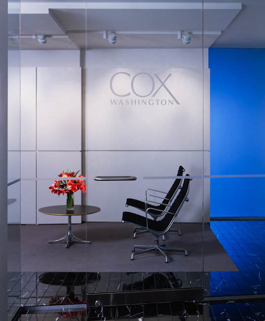 COX Communications, Washington, DC - designed by  Group Goetz