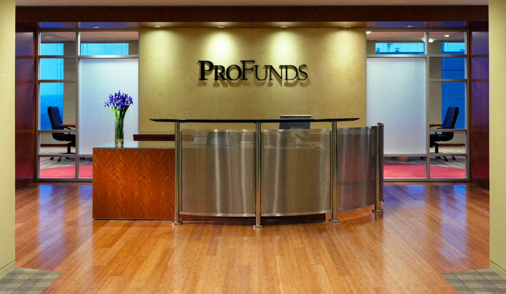 ProFunds, Bethesda, MD - designed by  RTKL