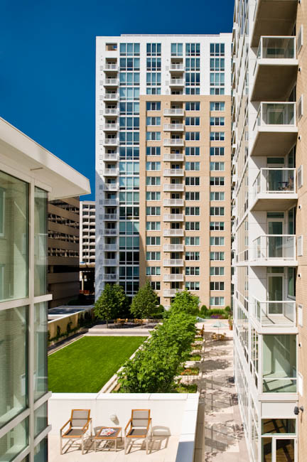 Concord Residences, Arlington, VA - designed by  CORE Architecture + Design