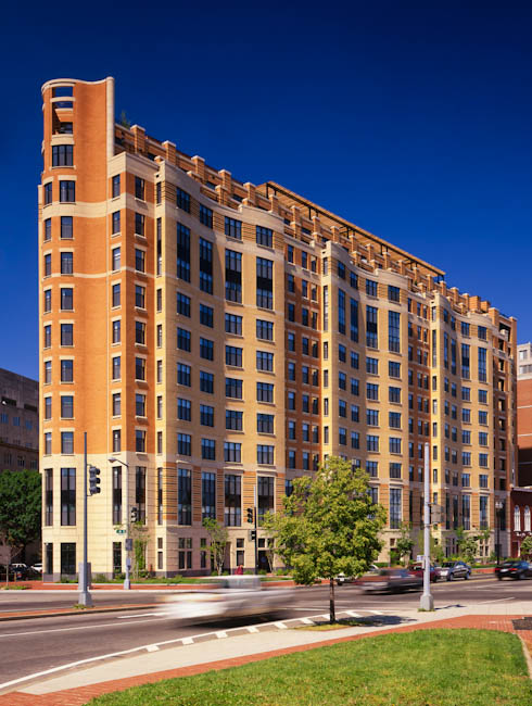 400 Massachusetts Avenue, Washington, DC - designed by  Esocoff & Associates
