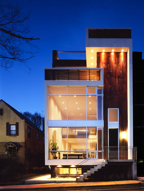 3611 R Street, Washington, DC - designed by  Ita Design
